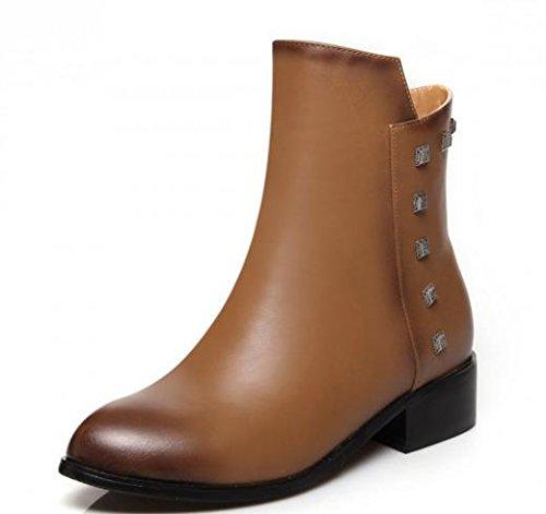 Laruise Damen Damen Boots Chelsea Laruise Lightbrown Damen Chelsea Laruise Lightbrown Boots qS4EHxw5