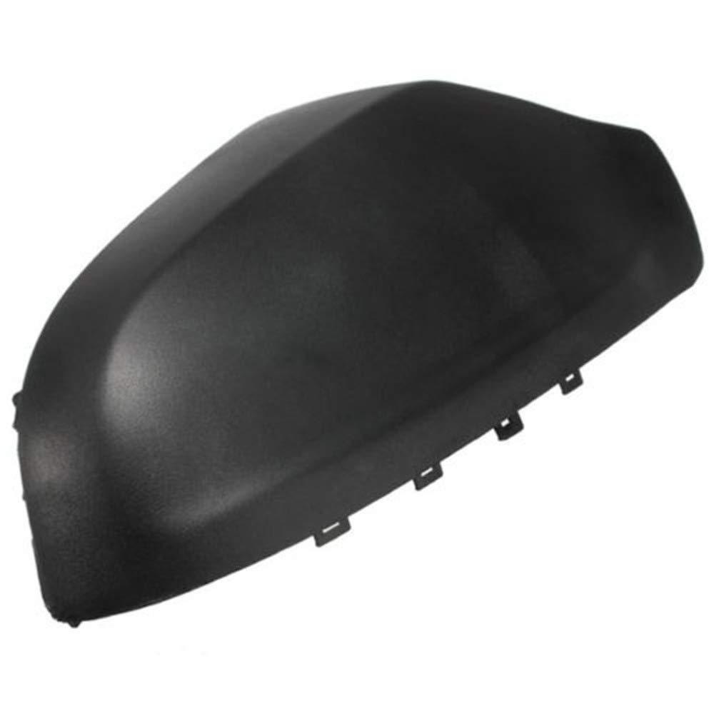 ETbotu Cache de r/étroviseur c/ôt/é conducteur Droit Noir pour Opel Astra H 04-09
