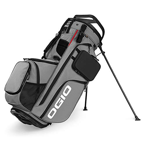 Ogio Charcoal - OGIO ALPHA Convoy 514 Golf Stand Bag, Charcoal