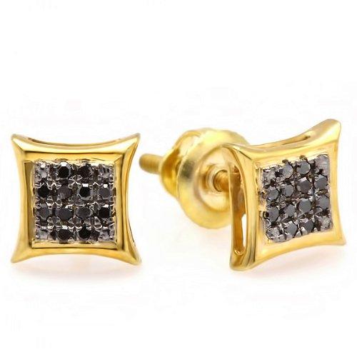 Carat Black Diamond Setting Earrings product image