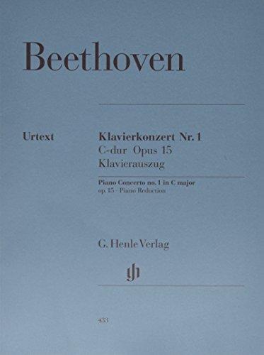 Piano Concerto No.1 In C Major Opus 15 Piano Reduction