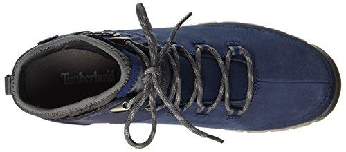 Iris para Black Sprint Euro Hombre Chukka Azul Botas Timberland H8Iwq4x