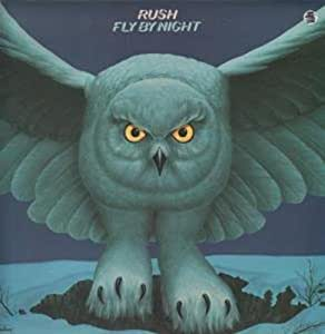Fly By Night LP (Vinyl Album) UK Mercury 1975