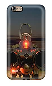 Snap-on Jet Fighter Case Cover Skin Compatible With Iphone 6