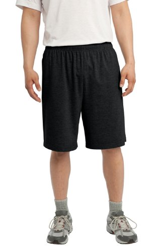 Sport-Tek 174 Jersey Knit Short with Pockets. ST310 2XL -