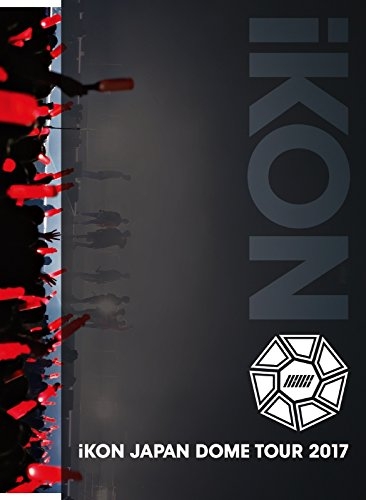 iKON 아이콘 JAPAN DOME TOUR 2017(2Blu-ray+2CD+PHOTOBOOK)(《스마푸라》대응)
