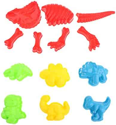 Shopping Dinosaurs - Animals & Nature - Sandboxes - Sports