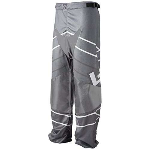Labeda Roller Hockey Inline Pants PAMA 7.2 Silver/White Size XL