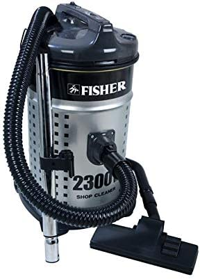 Fisher BSC-2300 Canister Vacuum Cleaners