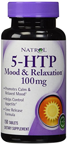 Natrol 5-HTP Mood Enhancer, 300 Tablets