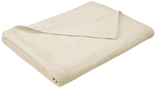 100 cotton thermal blanket - 1