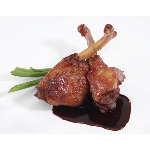 Smoked Duck Wing Drummette, Frozen - 20 count pack (3.5 lb avg)