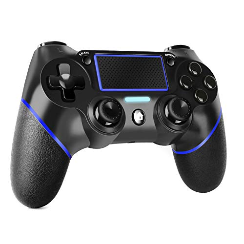 JAMSWALL PS4 Controller Wireless Gamepad Remote Joystick for PS4/Pro/Slim/PC Windows