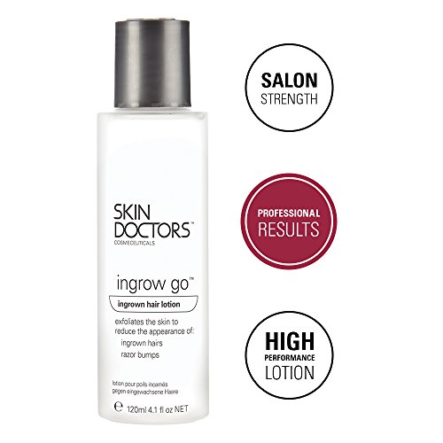 skin doctors ingrow go lotion review