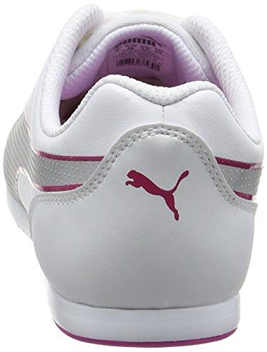 10 Sl Donna Modern Scarpe Silver Ginnastica puma Soleil Puma Da White Bianco puma HaO7xf