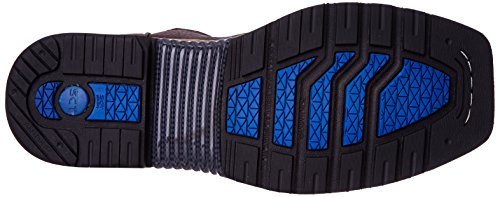 Cinch Real Men's Brown Master Boot Work Slip WRX Tree Resistant 00rqdxA8