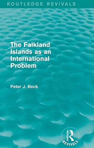 Download The Falkland Islands as an International Problem (Routledge Revivals) Pdf