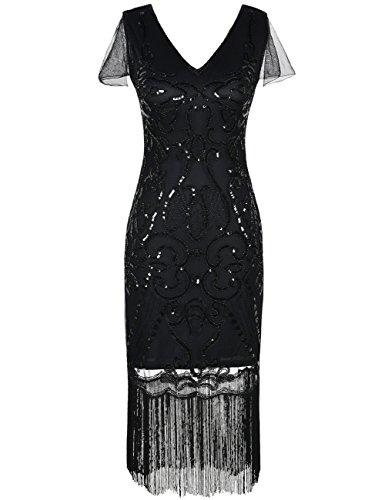 fringe dress size 16 - 6