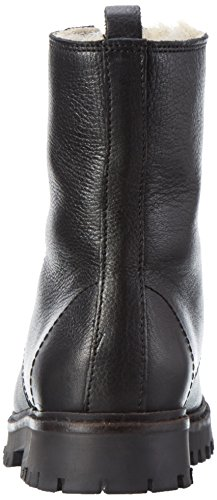 Bianco Warm Clean Boot Son15, Botines para Mujer Negro - Schwarz (BLACK/10)