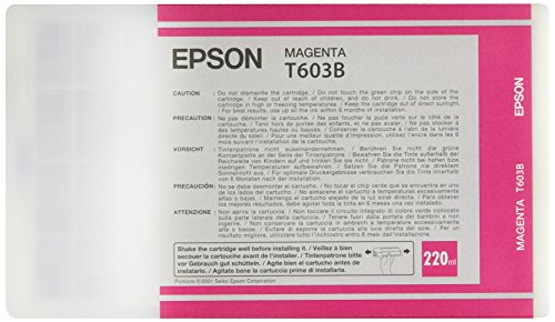 EPSON 7800 MAGENTA INK 1=1CRT by Epson
