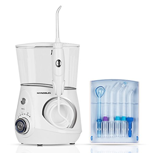 Hangsun Munddusche Dental mit Massagefunktion HOC680 Professional Care Water Flosser Familie Waterjet