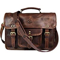Deals on Leather Unisex Bags for Gifting on Sale from $37.49