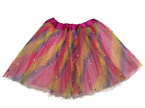 Rush Dance Ballerina Girls Dress-Up Sparkling Stars Sequins