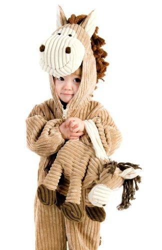 Corduroy Horse Costume - Baby 18-24