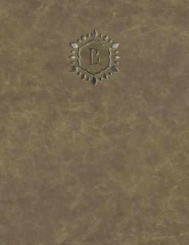 Monogram B Sketchbook (Monogram Raw 150 Sketch) (Volume 2) pdf epub