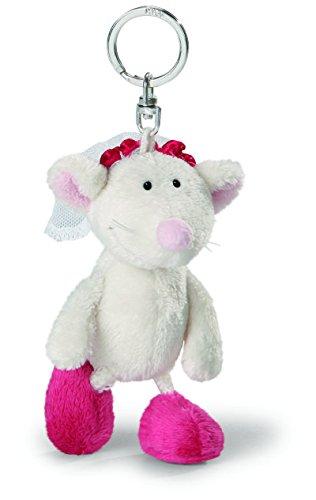 Amazon.com: NICI 36749 Mouse Bride - Llavero (3.9 in), color ...