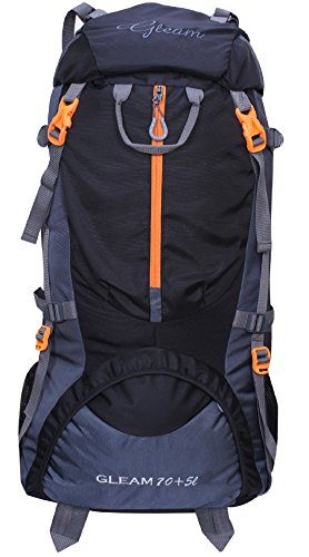 Gleam 0109 Climate Proof Mountain Rucksack , Backpack 75 Ltrs...