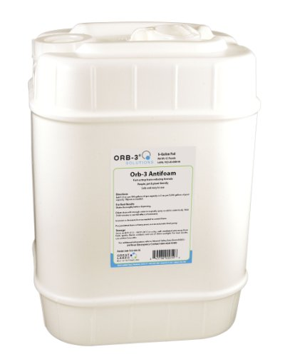 Orb-3 T422-000-5G Antifoam for Pool Maintenance, 5-Gallon Pail by ORB