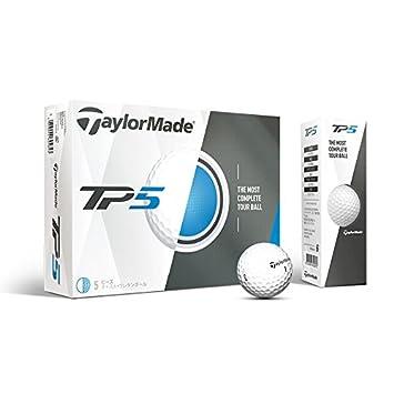 TaylorMade TP5 Prior Generation Golf Balls One Dozen
