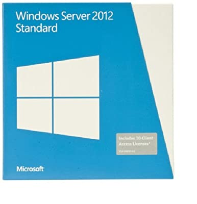 Microsoft Windows Server CAL 2012 English MLP 20 User CAL 2012