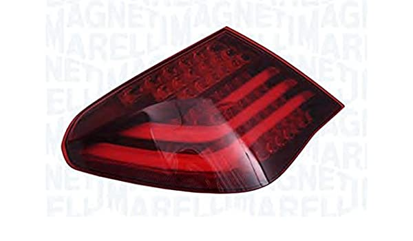 Fit BMW X5 E70 Clear Lens LED Rear Bumper Reflector Stop Brake Lights 2010-2013