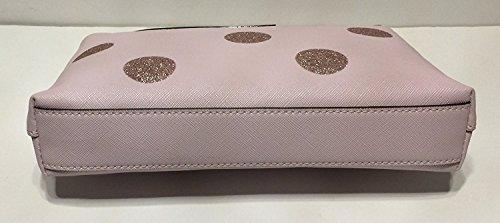 Kate Lane Crossbody Ramey dot Handbag Pink WKRU4122 Spade plmdwn York Haven 679 Polka New Dot wwnfFqSp
