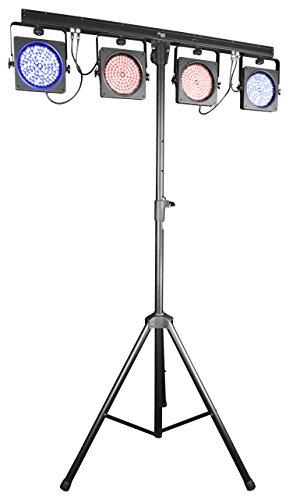 Chauvet 4Bar Led Wash Light System