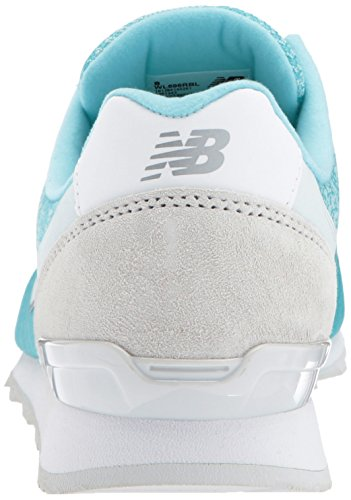 New Balance Frauen 696 v1 Sneaker Meer Spray / Fische
