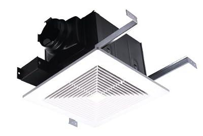 AirZone Fans PA1100V Premium Ultra Quiet Exhaust Ventilation Fan, AC Motor, 1.3 Sones, 1100 CFM, 4 Duct by AirZone Fans