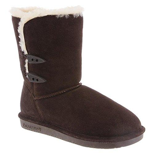 Boot Chocolate BEARPAW Women's Fashion Abigail wtvqxt6XA