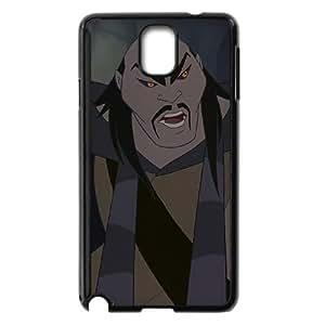 Samsung Galaxy Note 3 Cell Phone Case Black Disney Mulan Character Shan Yu 004 VS5315395