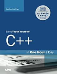 In just one hour a day, you'll have all the skills you need to begin programming in C++. With this complete tutorial, you'll quickly master the basics, and then move on to more advanced features and concepts. Completely updated for the C++14 ...