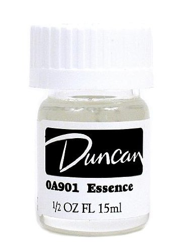 Duncan Essence Overglaze Solvent 1/2 oz. [PACK OF 3 ]