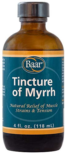 (Tincture of Myrrh, 4 fl. oz.)