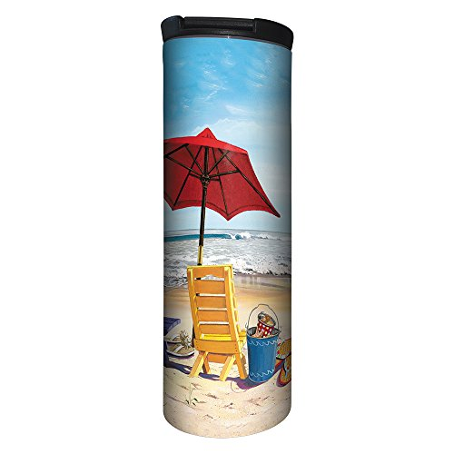 Tree-Free Greetings BT21237 Barista Tumbler Vacuum Insulated