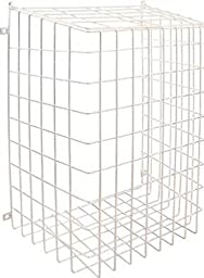 Select Hardware Letter Cage White
