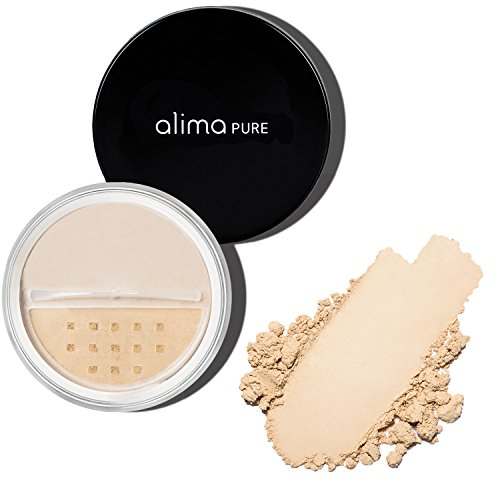 Alima Pure Satin Matte Foundation – Beige 2