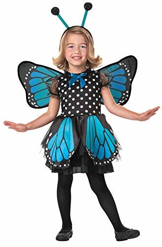Seasons Beautiful Butterfly Pretend Play Costume, (Toddler Beautiful Butterfly Costumes)