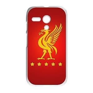 Motorola Moto G Phone Case for Liverpool Logo pattern design GLVPLG699699