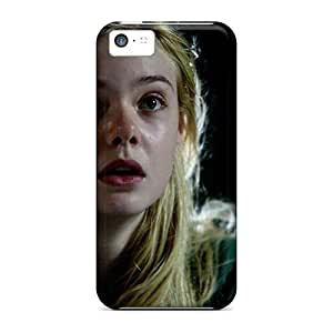 Bernardrmop Fashion Protective Elle Fanning In Super 8 Case Cover For Iphone 5c